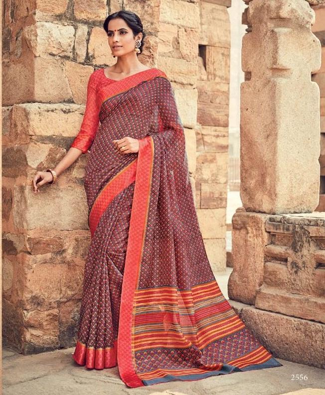 891f044bcf30d KOTA SILK VOL. 5 – Manipuri silk fabric printed sarees with weaving silk  satin broder