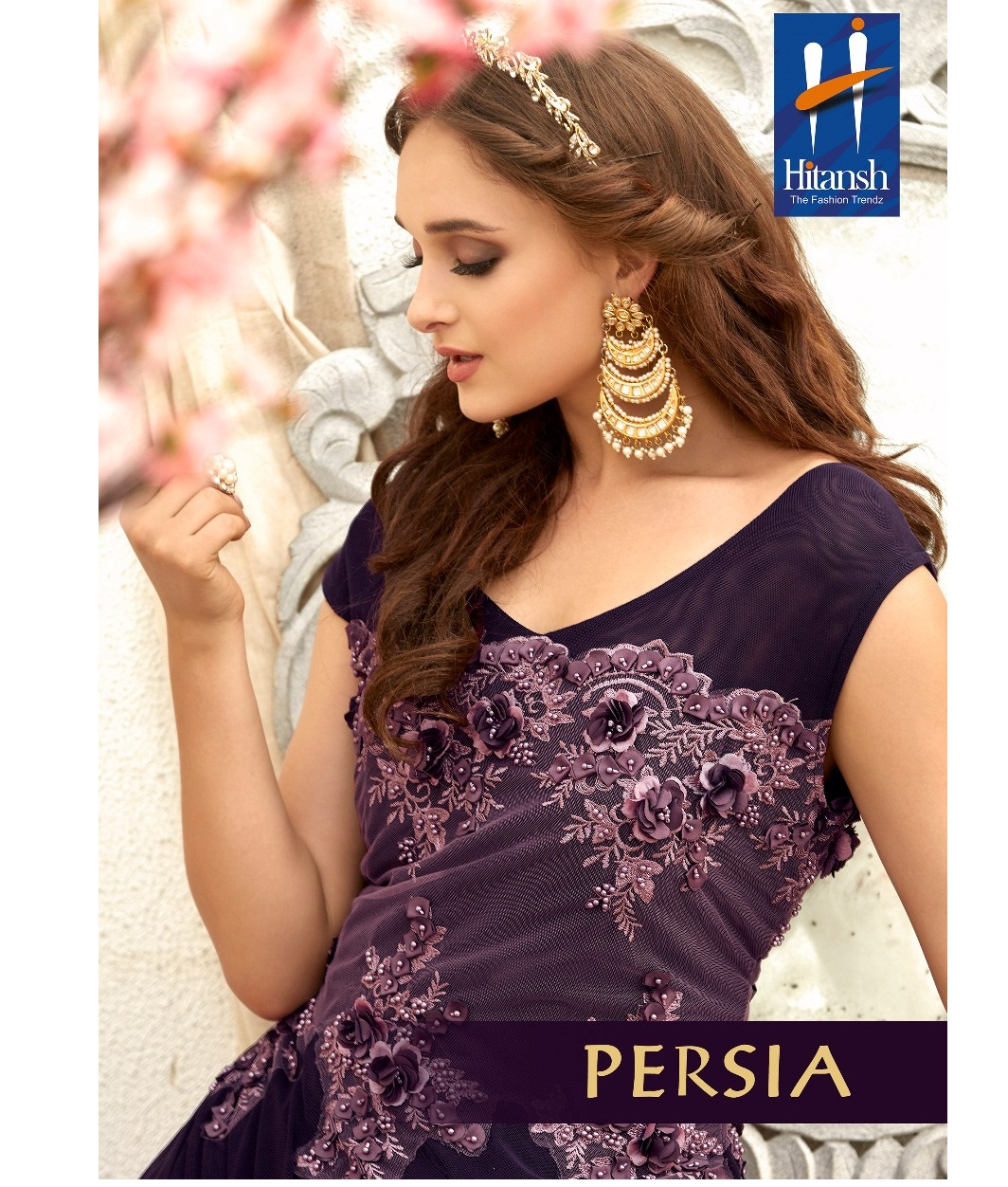HITANSH PERSIA - Imported fancy fabrics embroidery and hand work ...
