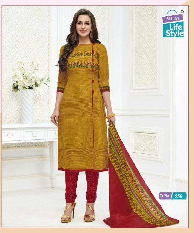 2910d104bc MCM PRIYALAXMI VOL 12 – Pure cotton fabric printed casual wear churidar  salwar suit (Copy)